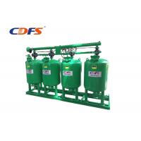 Buy cheap 220V / 50hz Industrial Sand Filter, Automatic Water Filter CE Approval product