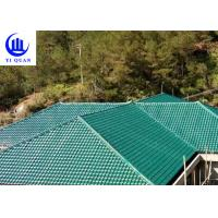 Quality Fast Installation Synthetic Resin Roof Tile Spanish Plastic Roofing Sheets for sale
