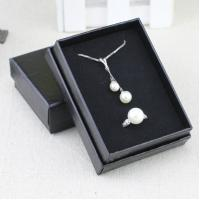 Buy cheap Rigid Cardboard Paper Gift Box Jewelry Packaging Gift Box With Lid product