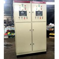 Buy cheap Synchronous Control Panel With Two 800 Amps Air Breakers And Indication Lights product