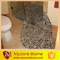 China Bathroom Cobble & Pebble stone tiles for home decoration on sale