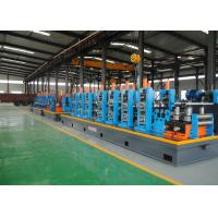 Buy cheap CE / ISO Welded Pipe Making Machine Or ERW Tube Mill Line High Precision product