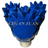 China 444.5MM Milled Tooth Bit 17 1/2 / Steel Tooth Roller Bit For Hard Inter layer on sale