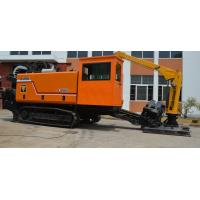Buy cheap Cralwer Integrated Horizontal Directional Drilling EquipmentMulti Shift Stepless Speed product