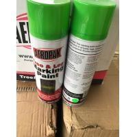 Buy cheap Aeropak Fast Drying Tree Marking Paint / High Luster Spot Marking Paint product