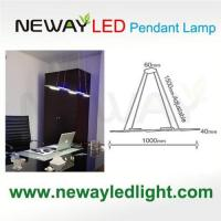 Buy cheap Wireless Remote LED Linear Up Down Suspended 3W COB LED from wholesalers