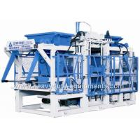 Buy cheap Pavement Block Making Machine 60HZ Vibration Frequency Logic Control product