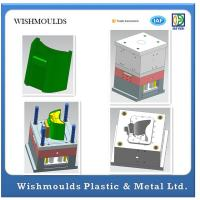 3D Injection Mold Design / Rapid Prototyping Plastic Injection Molding Services