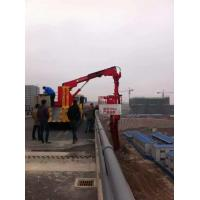 Buy cheap 6x4 Dongfeng chassis 18M  Bucket Bridge Inspection Equipment For Bridge Detection product