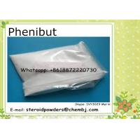 Buy cheap Phenibut 1078-21-3 Anti Estrogen Steroids Nootropics Powder Phenibut / Alpha GPC / Vinpocetine / Aniracetam product