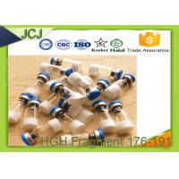 Buy cheap Peptides Steroids HGH Fragment 176-191 2mg/vial Fat Loss No side Effect product