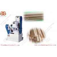 Buy cheap Automatic Round Wood Rod Sticks Sanding Machine for sale in factory price China product