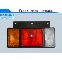 Buy cheap Rear Combine Lamp ISUZU Auto Parts 1822301332 Left Side 24 Voltage Three Bolt Holes Fasten product