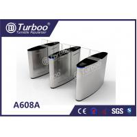 Buy cheap High Standard Smart Office Security Gates / Turnstile Security Systems product