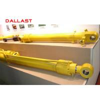 Buy cheap Double Acting Welded High Pressure Hydraulic Cylinder with Piston product