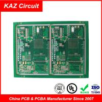 Buy cheap 4-16 Layers FR4  Multilayer PCB Board With UL ROHS REACH 0.5-6oz product