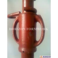 Buy cheap Euro Scaffolding Props 2.0-3.5m With Cast Iron Nut and Reinforced Outer Tube product