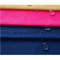 Quality Professional Dyed Tent Canvas Fabric , Heat - Insulation Tent Fabric Material for sale