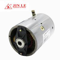 Buy cheap 2350 RPM Dc High Speed Brushed Motor 12V 1.6KW Customized For Electric Forklift product