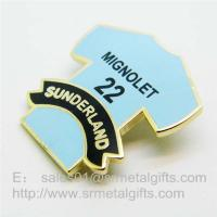 Buy cheap Imitation Cloisonne T-shirt Lapel Pins, Cloisonne Soft Enamel Pins Wholesale, product