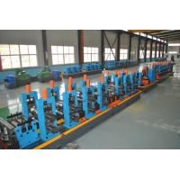 Buy cheap High Precision SS Tube Mill Machine Milling Saw Blue Colour 90 * 90mm Pipe Size product