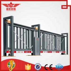 Buy cheap sliding gate opener sliding gate aluminum alloy  for factory L1506 product