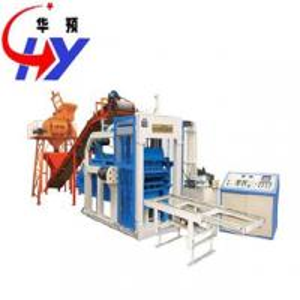 Block making machines HY-QM4-12