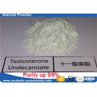 Quality Strongest Testosterone Steroid Oral Testosterone Undecanoate / Test U Powder 5949-44-0  for sale