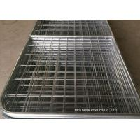 Buy cheap Welded Farm Mesh Fencing Filled Tube Galvanized 12 Foot Farm Gate Durable product