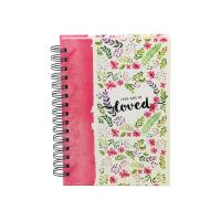 China A5 Custom Notebook Printing With Spiral Bound , Personalized Spiral Notepads on sale