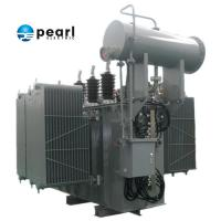 Buy cheap High Voltage Distribution Power Transformer , Step Down Power Transformer product