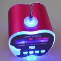 Buy cheap Mini Design Novelty Speaker, Compatible with MP3/MP4 Players, Mobile Phones, from wholesalers
