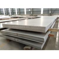 Buy cheap 6 Feet Width Stainless Steel Plate 1.4401 EN 10088-2 Standard 1D Surface For Cutting Tools product