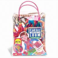 Buy cheap Plastic Tote Bag, Customized Designs and Logos are Accepted product