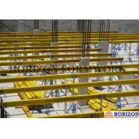 Buy cheap Flex - H20 Slab Formwork Systems , Solid Floor Prop Formwork For Concrete Slab product