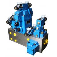 Buy cheap YR-DEJ-10T Hydraulic valve block for Garbage compression station from wholesalers