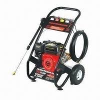 Buy cheap Gasoline Pressure Washer with 5.5HP Maximum Power and Rated Pressure of 15MPa product