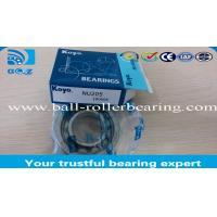 Buy cheap Low Friction Cylindrical Wheel Roller Bearings NU205 , Industrial Roller Bearings product