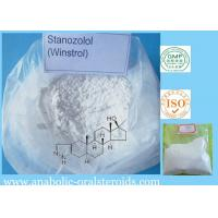 Quality Stanozolol / Winstrol Anabolic Oral Steroids Powder CAS 10418-03-8 For Muscle Building for sale