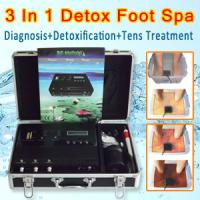 Buy cheap 3 en 1 balneario del pie del Detox product