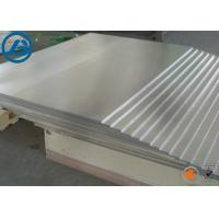 Buy cheap WE Series Magnesium Alloy Plate / Sheet / Slab High Strength Casting Alloys product