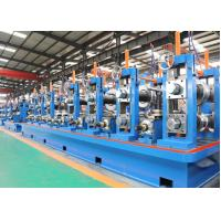 Buy cheap Friction Saw Cutting ERW Pipe Mill / SS Tube Mill Machine product