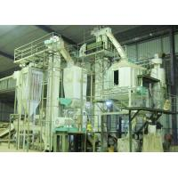Buy cheap Wood Sawdust Wood Pellet Production Line For Industrial Boilers / Home Fireplace product