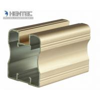 Buy cheap Bronze Anodized Aluminum Window Extrusin Profiles , With Finished Mchining product