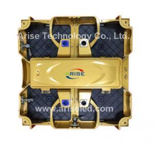 Buy cheap Indoor500x500mm Al Mg alloy Indoor rental led display P3.91mm,P4.81mm,P6.25mm,ariseled.com product