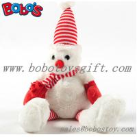 Buy cheap Squeakly Plush Soft Christmas Bear Pet Toy as Nice gift  For dog and Cat product