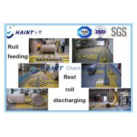 Buy cheap Corrugated Paper Board  / Reel Handling Equipment 18 M / Min High Performance product