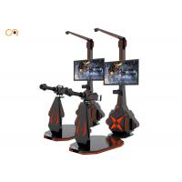 Buy cheap Virtual Reality Shooting Simulator / 9D VR Galting Shooting Game Machine product