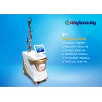 Buy cheap Articulated Arm Picosecond Laser Tattoo Removal Machine 1064nm 532nm 755nm product