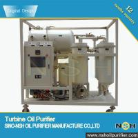 Buy cheap Vacuum Turbine oil filterimg equipment, Oil Purifier, remove emulsified water and impurities, 600LPH-18000LPH product